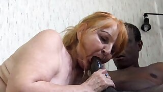 gross old mother fucked by..