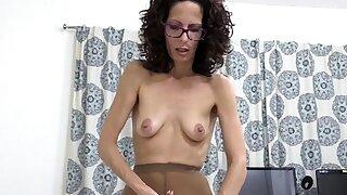 Pantyhose shaft nylon hj stockings