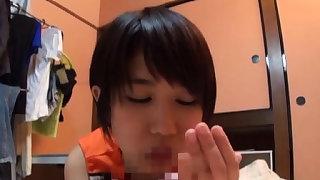 Seductive Riku Minato..