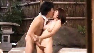 Japanese Asian Wifey Fucked..