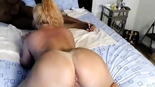 Another BBC BBW Doggystyle..