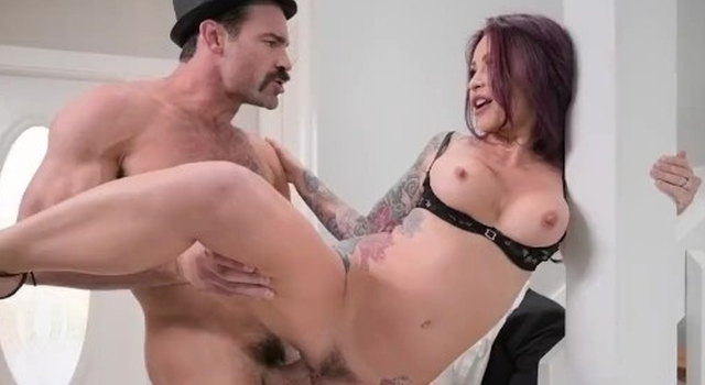 Wife Fucks Her Husband'	s..