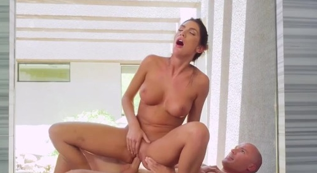 August Ames Gets Fucked Hard..