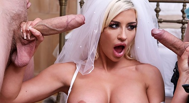 Brazzers - Bride to be..