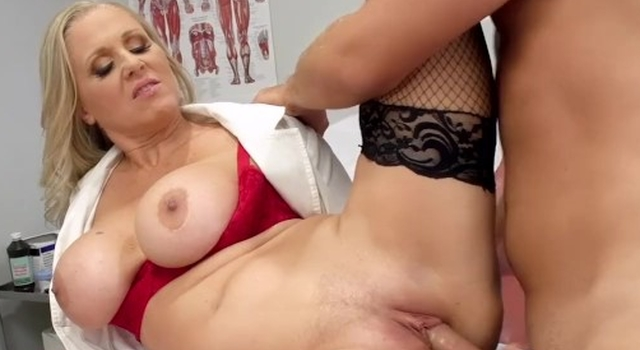 Milf Doctor Needs That Big..