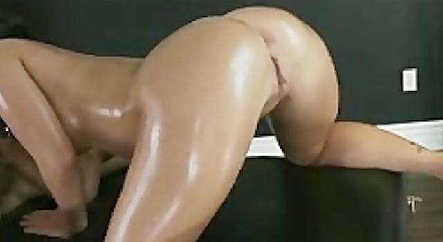 Horny busty Asian honey Asa..