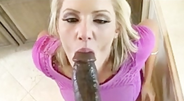 Cheating Big-tit blond MILF..