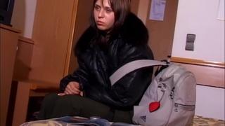 Russian Ludmila 18yo - Casting 2001