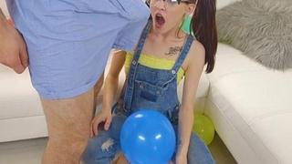 ExxxtraSmall - Playful Teen..