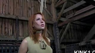 Chrissy's Restrain bondage..