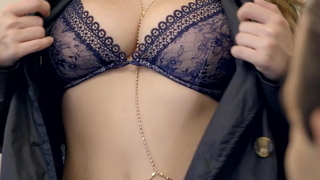 NF Busty- Lucky Guy Gets..