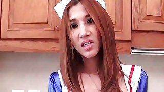 PostOp Ladyboy Sailor Jib
