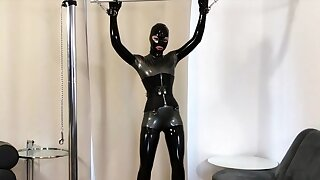 softcore getting off in latex