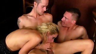 Sexy homo anal sex movie