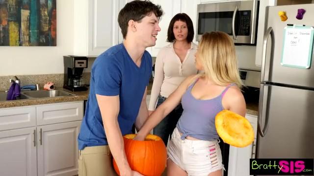 Halloween Pumpkin Fuck