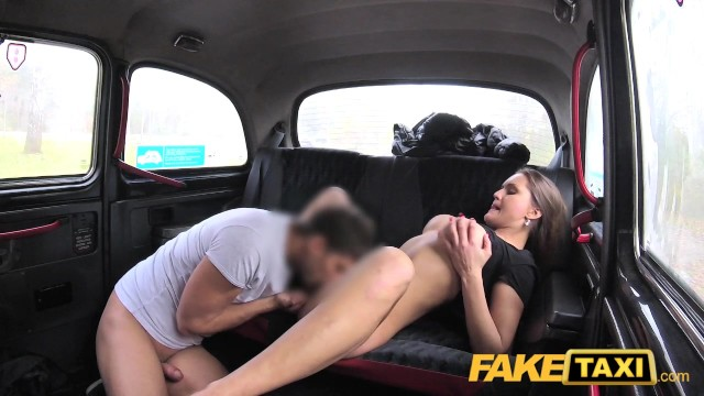 Fake Taxi Divorced lady gets..