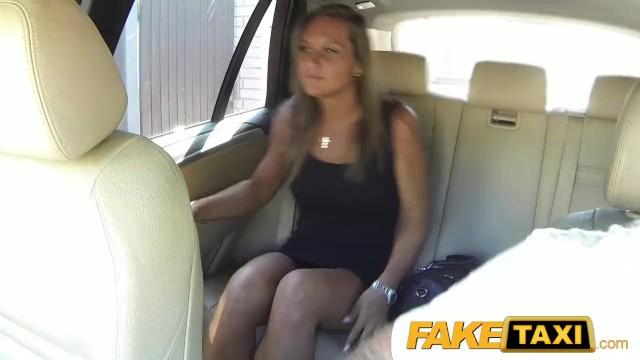 FakeTaxi Lovely customer..
