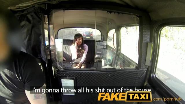 FakeTaxi Jaded girlfriend in..