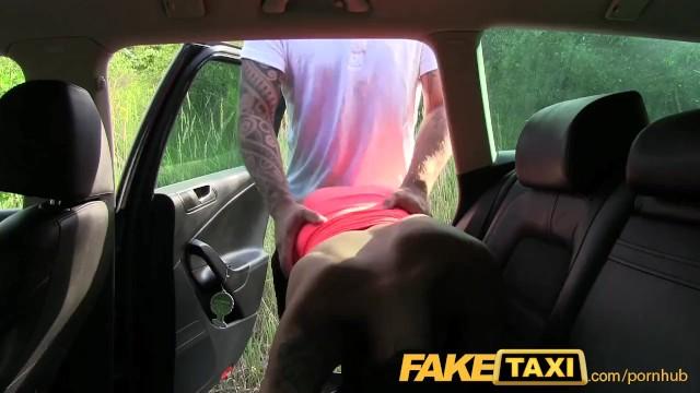 FakeTaxi Stunning..