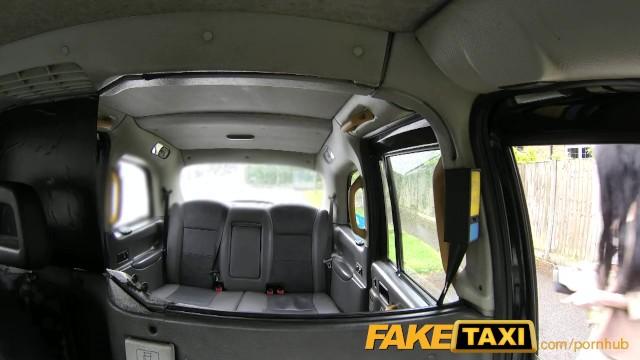 FakeTaxi Tongues escort..