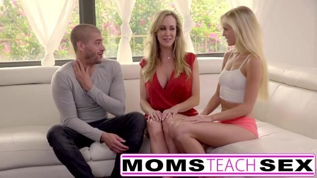 Moms Teach Hookup - Fat tit..