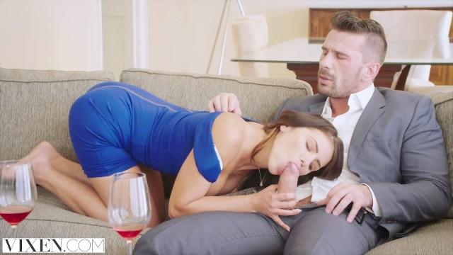 VIXEN Adriana Chechik Fucks..