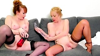 Red Gonzo and Lucy get bizarre with a..