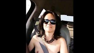 delire a poil dans la voiture