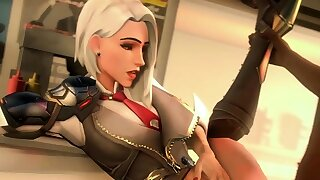 Overwatch Gorgeous Heroes..